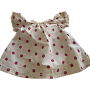 Cute 1940's or 50's Doll Dress