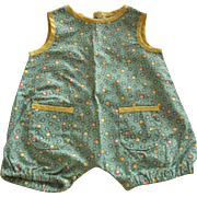 Doll's Sun Suit 40's or 50's