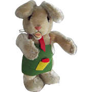 Steiff Ossili Rabbit With Apron