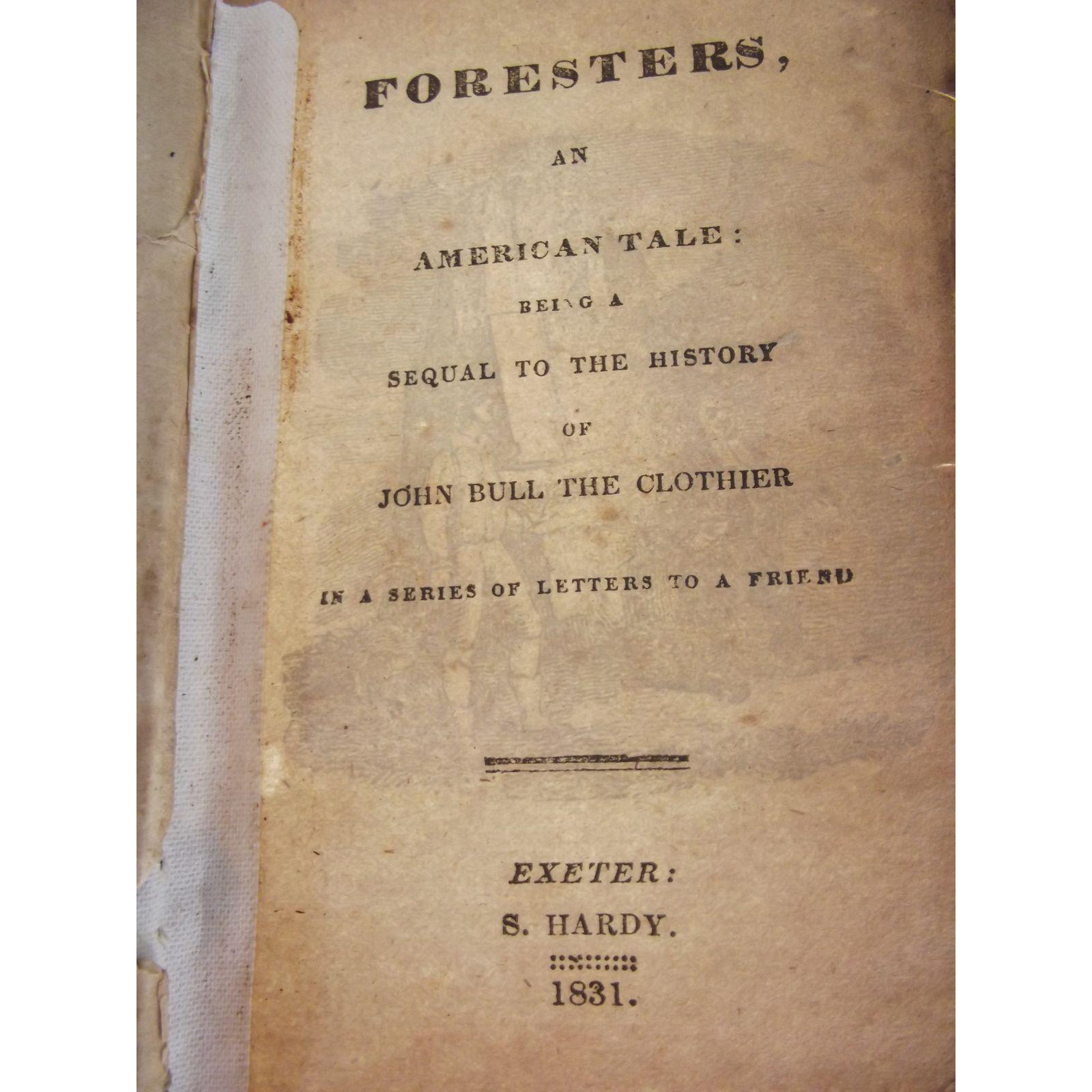 The Foresters 1821