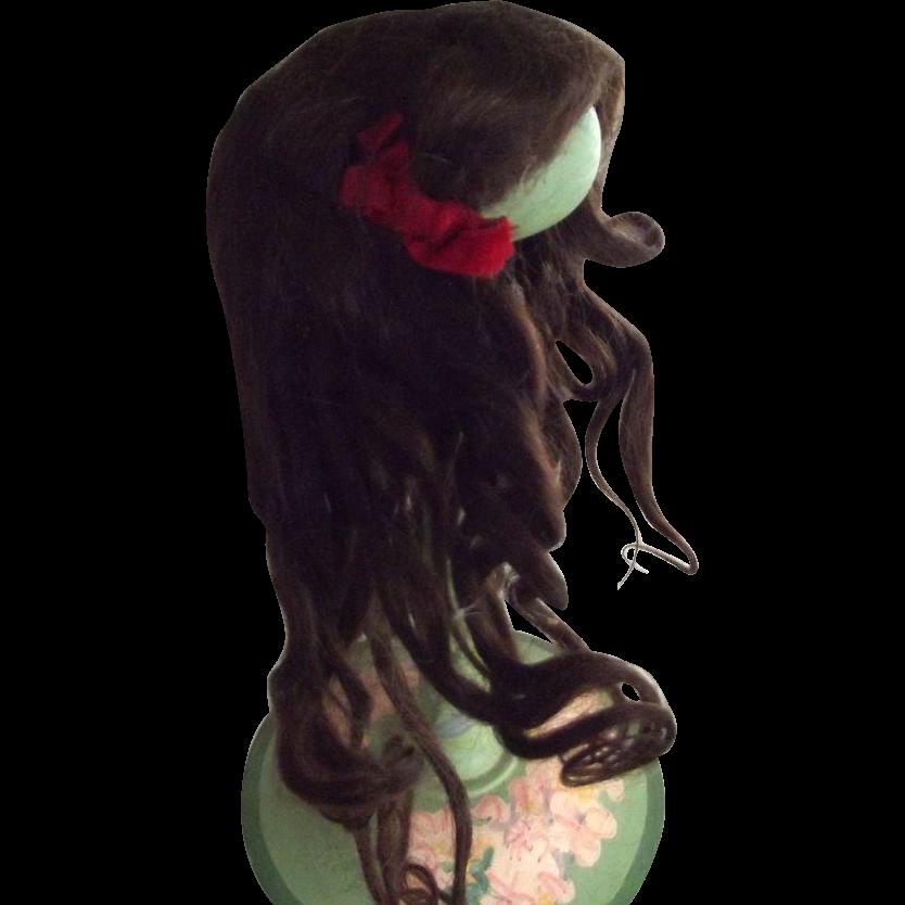 Doll Hair Human Wig 87