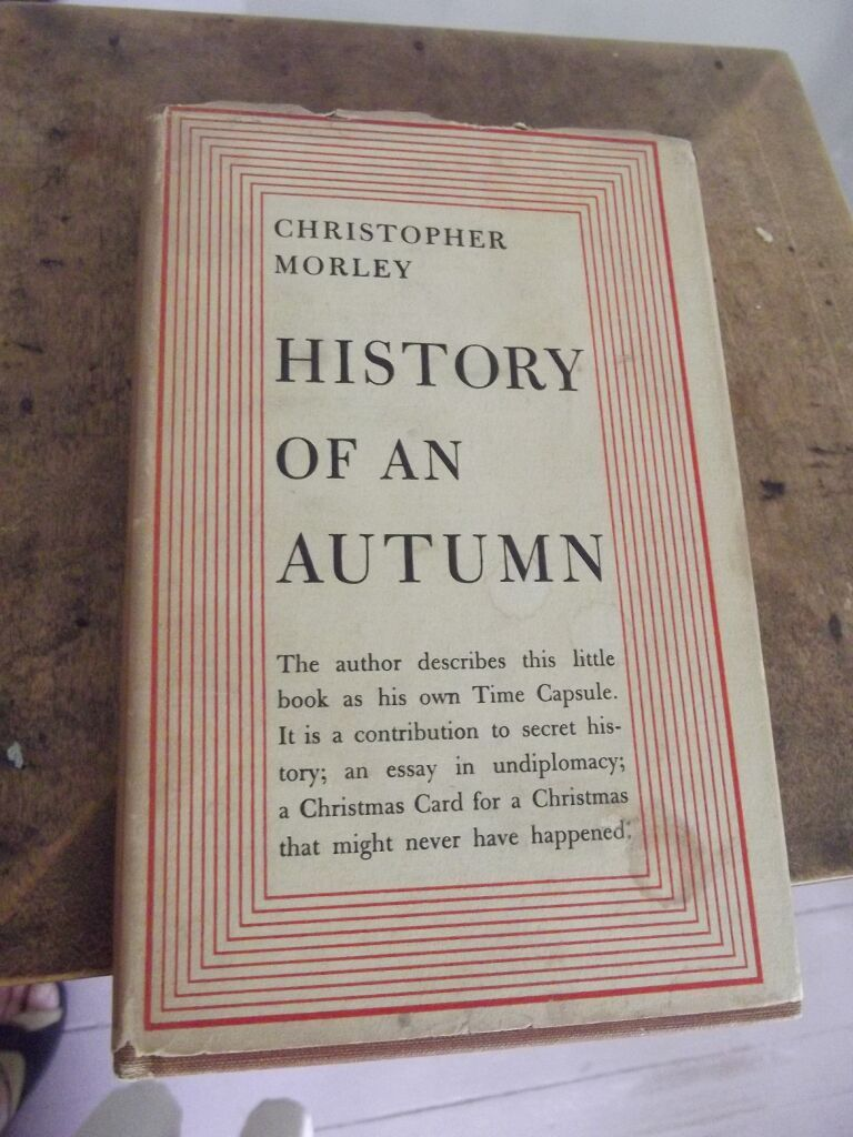 History of An Autumn