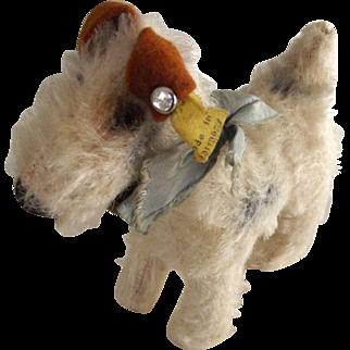 Steiff Fox Terrier