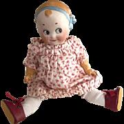 Googly Eyed Goebel Character