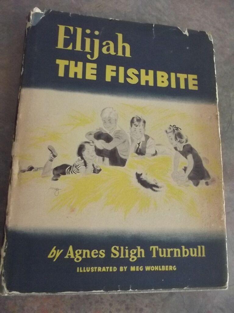 Elijah The Fishbite