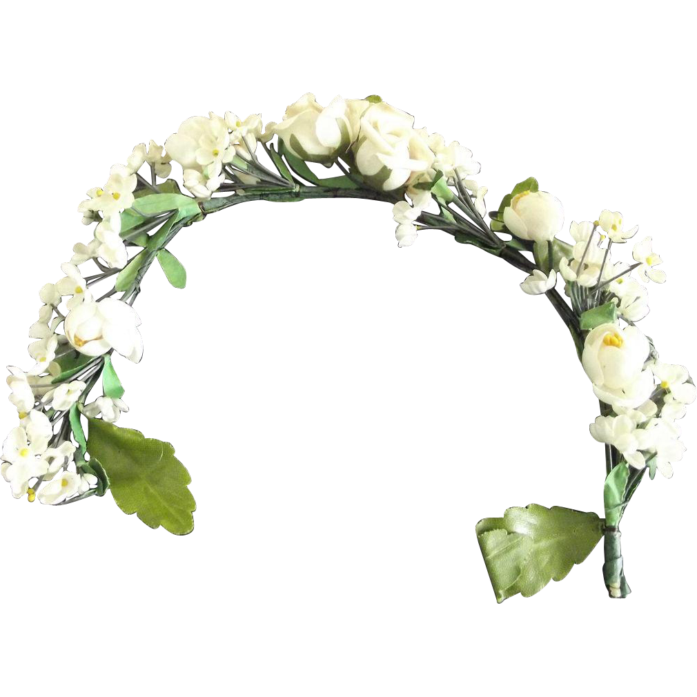 Floral Coronet