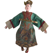 Chinese Opera Doll As Is
