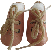 Pink Baby Shoes Dy-dee Type