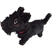Steiff Black Scottie Dog
