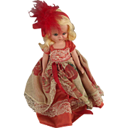 Plastic Nancy Ann Story Book Doll