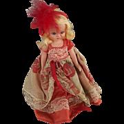 Plastic Nancy Ann Story Book Doll