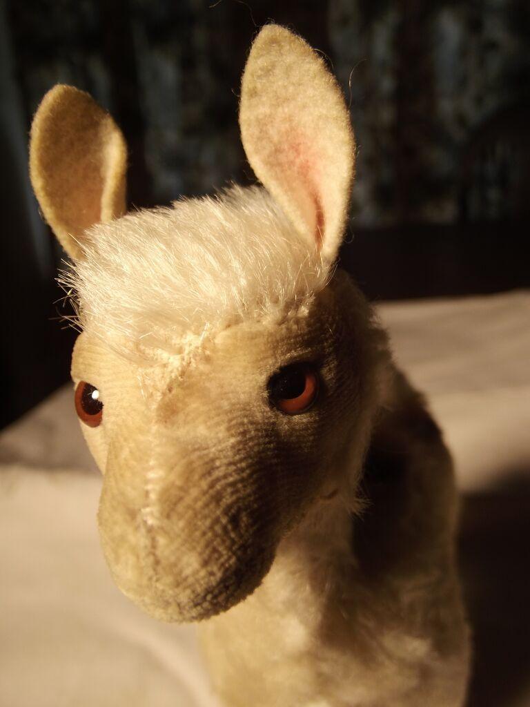 Steiff Llama