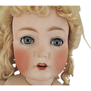 COD Bisque Doll With The 117 Face