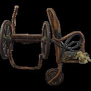 Civil War era Doll Carriage Parts