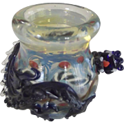 Small Vase With Dragon