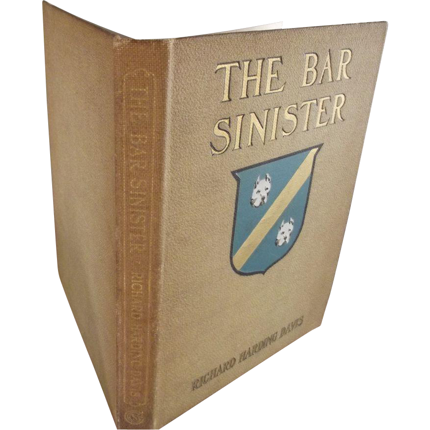 The Bar Sinister, Book About A Bull-Terrier Dog
