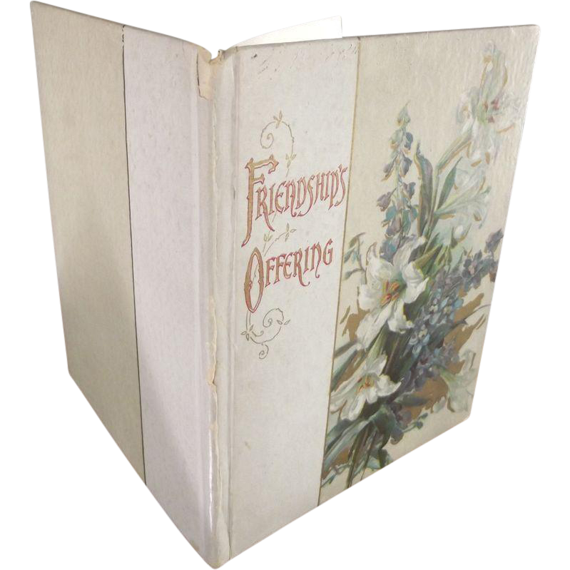 Friendship's Offering            Book of Poetry