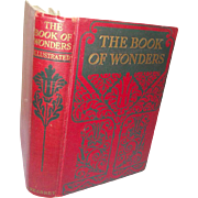 The Book Of Wonders  1915