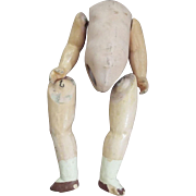 Five Piece Body For Doll Needs Work