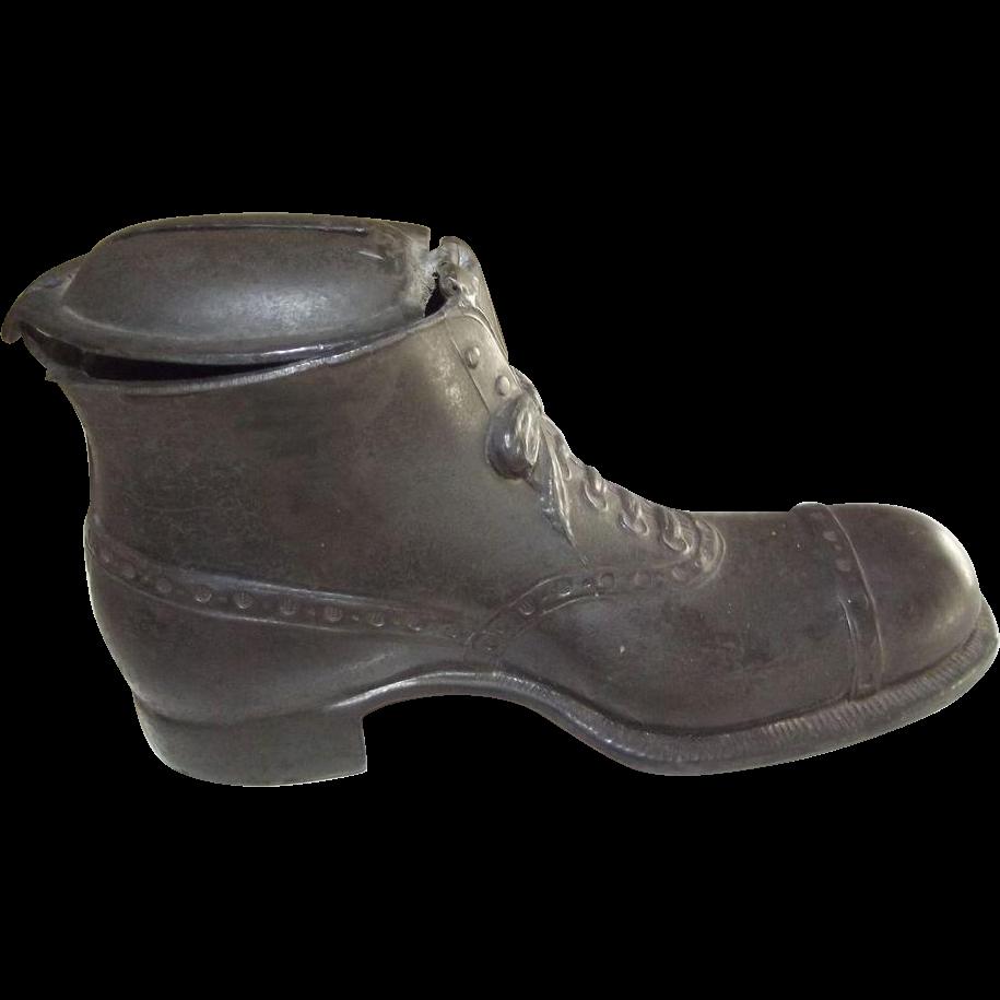 Metal Shoe Bank