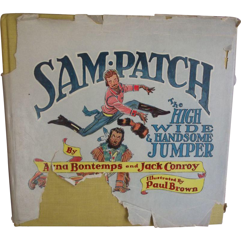 Sam Patch The High Wide & Handsome Jumper