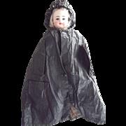 Early Doll Rain Coat With Hood