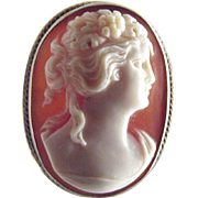 Victorian/Edwardian Cameo