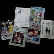 Doll Patterns Cernit Book
