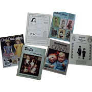 Doll Patterns Cernit Book