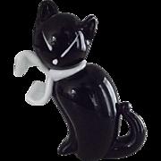 Murano  Black Cat