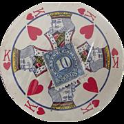 Deck of Round Playing Cards Waddington Leeds England