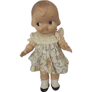 Composition Campbell Kid Doll