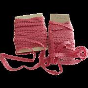 Pink Silk Trim