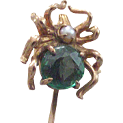 Victorian/Edwardian Stickpin With Bug