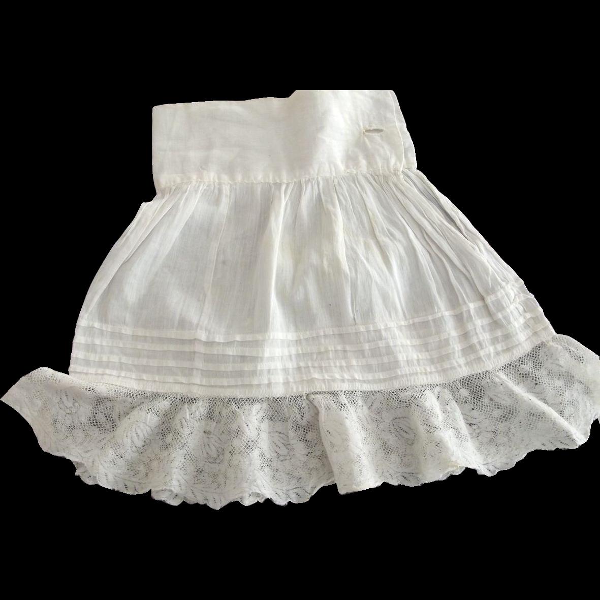 Doll Petticoat
