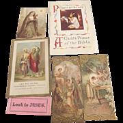 Four Scraps of Women and Children