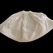 Early Plain Cotton Slip