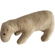Early Polar Bear On All Fours