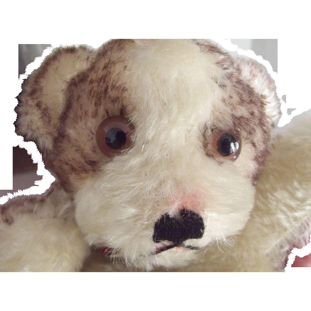 Steiff Molly  Dog Hand Puppet