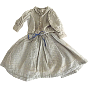 Doll Dress,Flannel Sailor Type