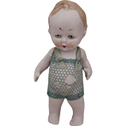 Little Bisque Boy Doll