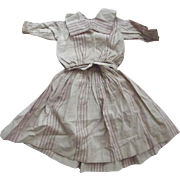 Early Sailor Dress For Bisque or China