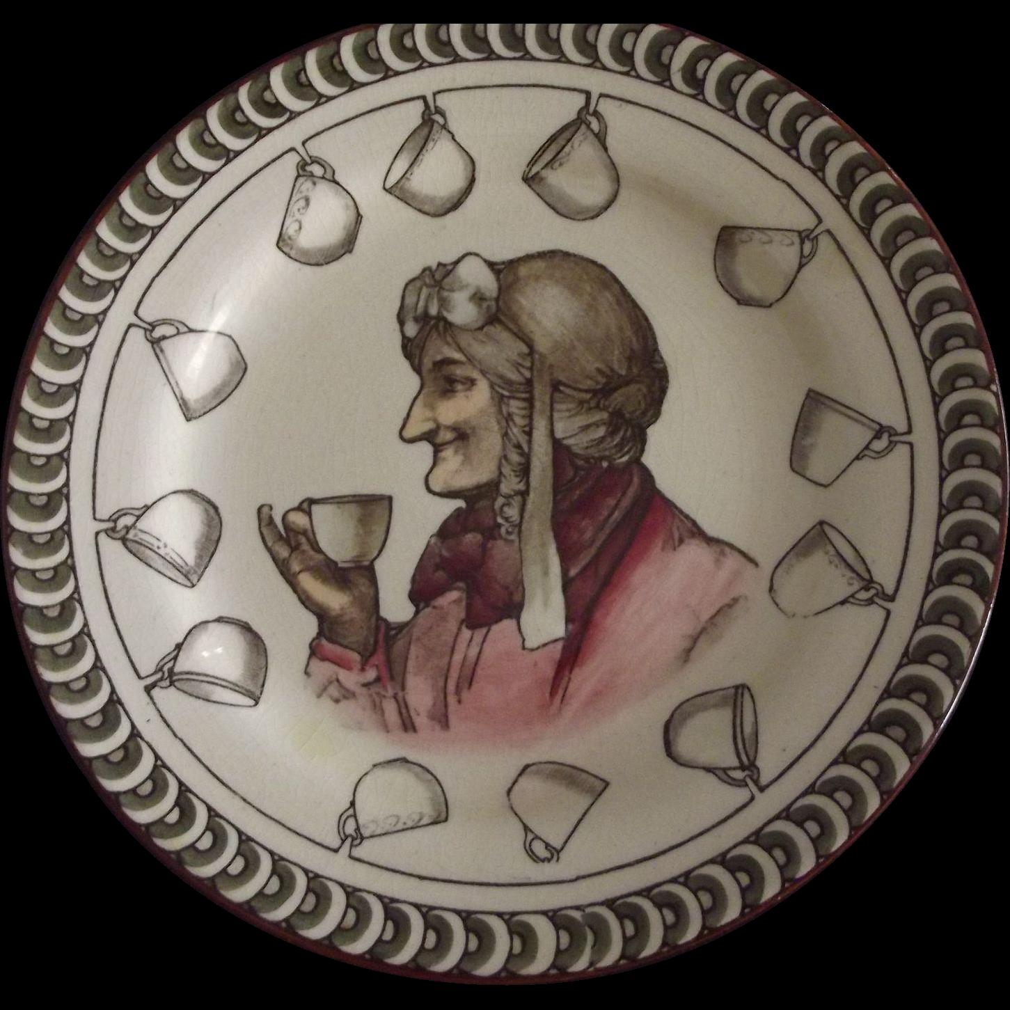 Royal Doulton Teatime Plate