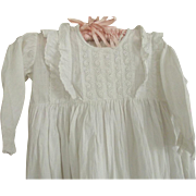 Victorian/Edwardian Baby/Doll Dress