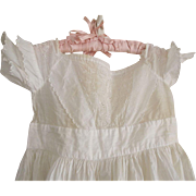 Civil War Child's Dress