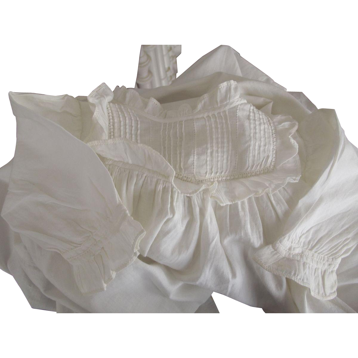 Victorian/Edwardian Baby Gown
