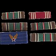 W. W. 11 Service Ribbon Medals
