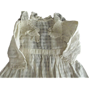 Fine Cotton  Doll Dress