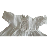 Fine Lawn Doll Dress With Fancy Front Panel