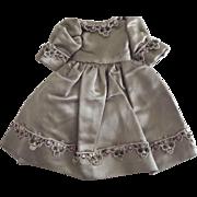 Small Satin Doll Dress